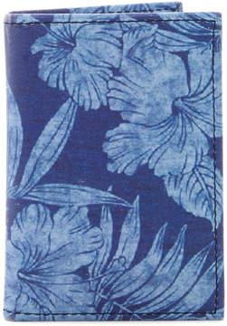 Tommy Bahama Tropical Floral Bi-Fold Money Clip