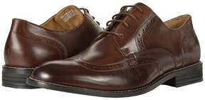Nunn Bush Slate Wing Tip Dress Casual Oxford Men's Lace Up Wing Tip Shoes