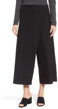 Eileen Fisher Women's Crop Stretch Knit Pants