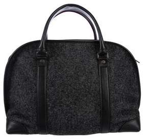 Proenza Schouler Wool Bergen Duffel Bag