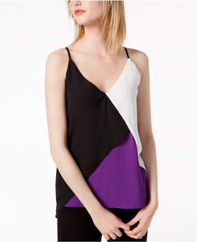 Bar III Colorblocked Camisole Top, Created for Macy's