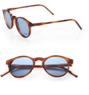 Kyme Miki 48mm Round Pantos Sunglasses
