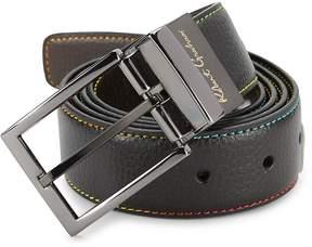 Robert Graham Men's Simulated Leather Belt