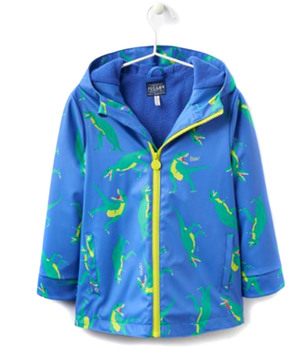 Joules Kids' Rubber Coat