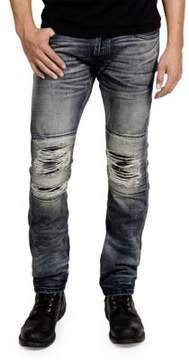 Cult of Individuality Greaser Straight Leg Jeans
