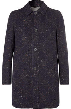 Altea Chester Mélange Wool-Blend Coat