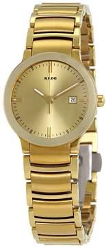 Rado Centrix Champagne Dial Ladies Watch