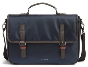 Ted Baker Men's Cattar Messenger Bag - Blue