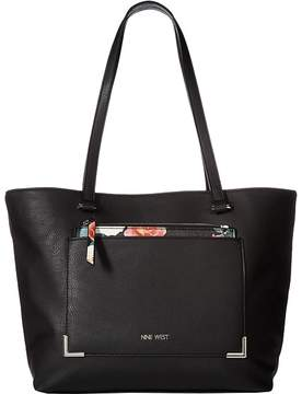 Nine West Alinne Tote Tote Handbags