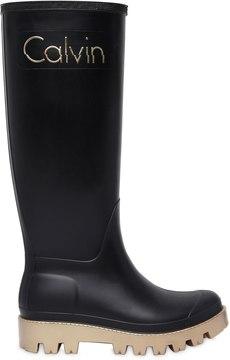 Calvin Klein Jeans 30mm Eliza Rubber Boots
