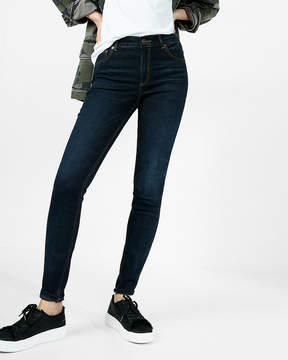 Express Eco-Friendly High Waisted Stretch Jean Leggings