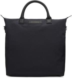 WANT Les Essentiels Black Nylon OHare Shopper Tote