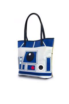 Loungefly Two Sided Droid Tote