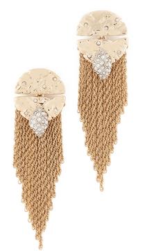 Alexis Bittar Fringe Earrings