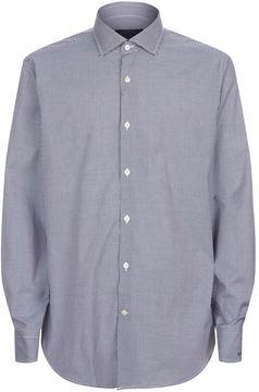 Paul & Shark Mini Gingham Shirt