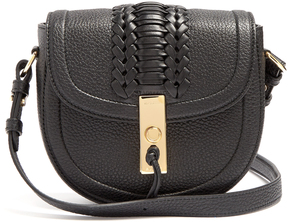 ALTUZARRA Ghianda mini leather cross-body bag