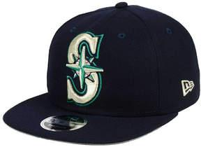 New Era Seattle Mariners Logo Grand 9FIFTY Snapback Cap