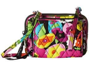 Vera Bradley On The Square Wristlet Wristlet Handbags