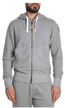 Parajumpers Men's Grey Cotton Sweatshirt.