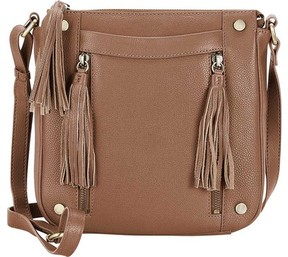 Kalencom Hadaki By Alexandra's Leather Cross Body Bag (Women's)