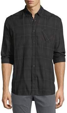 Billy Reid Wallace Plaid Sport Shirt