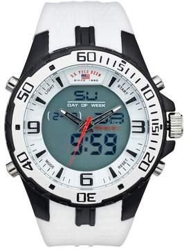 U.S. Polo Assn. Men's Analog & Digital Chronograph Watch - US9434