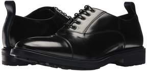 Emporio Armani Cap Toe Oxford Men's Lace Up Cap Toe Shoes