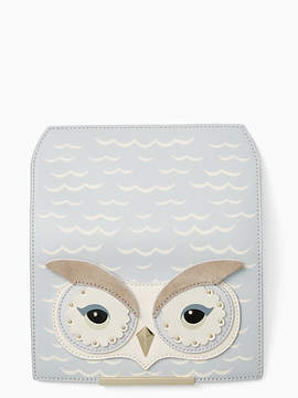 Kate Spade Make it mine owl flap - MULTI - STYLE