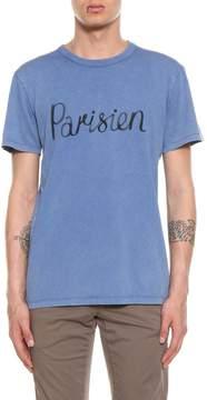 MAISON KITSUNÉ Parisien T-shirt