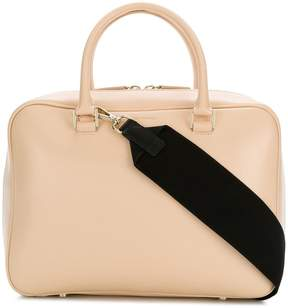 Jil Sander all-around zipped tote bag