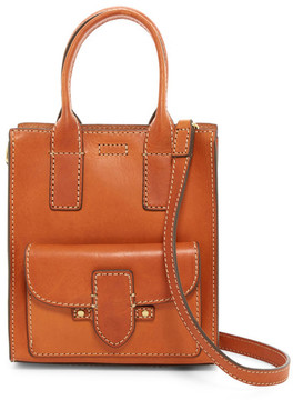 Frye Casey Mini Leather Tote