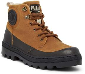 Palladium Pallabosse Fleece Lined Hiking Boot