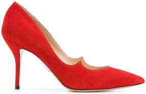 Paul Andrew 'Kimura' pointed pumps