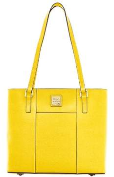 Dooney & Bourke Saffiano Small Lexington Bag - YELLOW - STYLE