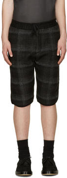 Public School Black Tryan Shorts