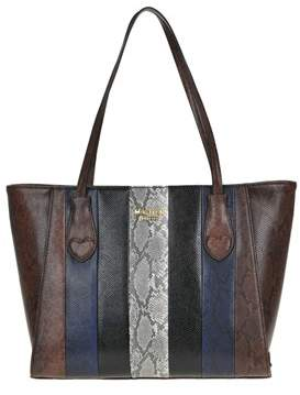 Twin-Set Women's Multicolor Leather Tote.