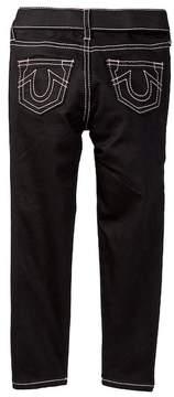 True Religion Starlet Single End Jeans (Toddler & Little Girls)
