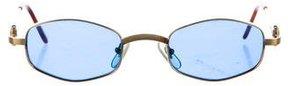 Cartier Metal Tinted Sunglasses