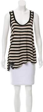 Ella Moss Sleeveless Knit Top