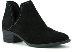 Blondo Black Marla Suede Ankle Boot