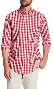Brooks Brothers Broadcloth Regent Gingham Regular Fit Shirt