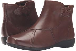 Aravon Anstice-AR Women's Zip Boots