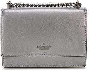 Kate Spade Cameron Street Metallic Hazel Cross-Body Bag
