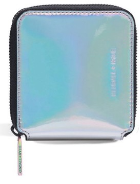 KENDALL + KYLIE Women's Brodie Faux Leather Wallet - Metallic