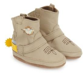 Robeez Infant Boy's 'Disney Woody Bootie' Crib Shoe