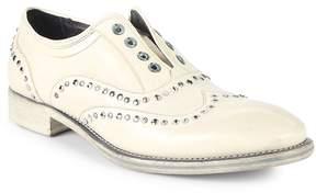 John Varvatos Men's Fleetwood Wingtip Leather Oxfords