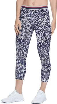 Champion Women's Authentic Printed Capri Leggings