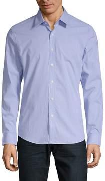 Hyden Yoo Men's Cotton Slim-Fit Button-Down Shirt