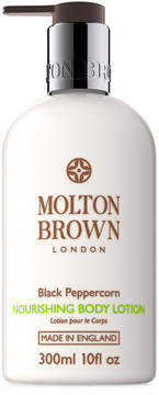 Black Peppercorn Body Lotion by Molton Brown (10oz Lotion)