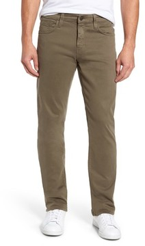 Mavi Jeans Men's Myles Straight Leg Twill Pants
